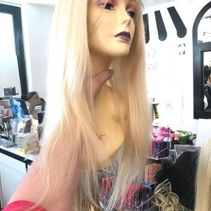 Accessories - Fulllace Wig Blonde Sale tax time buy Human hair